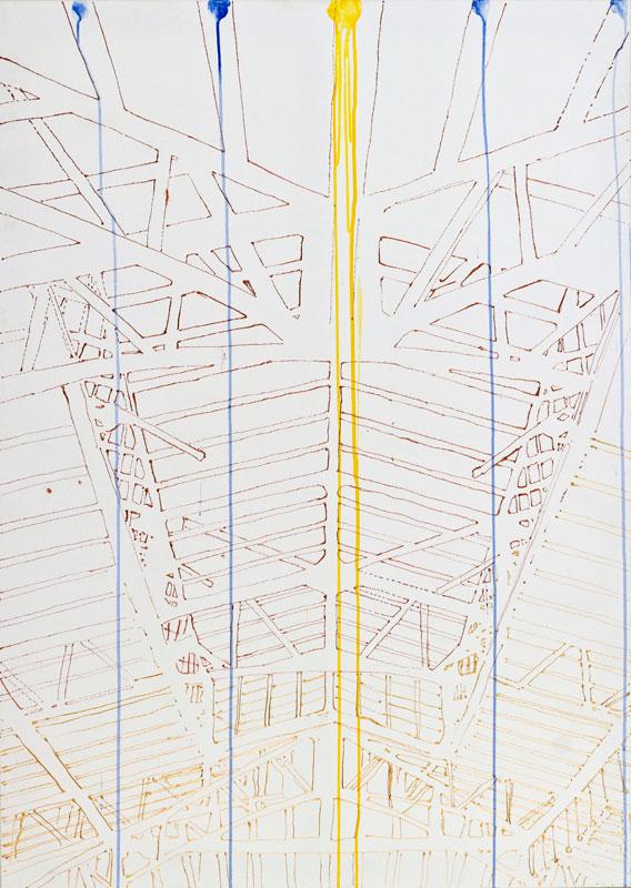 La grande verrière (acrylic and mixed media, 140 x 100 cm - 2006).jpg